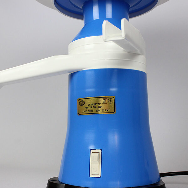 Cream separator for home use