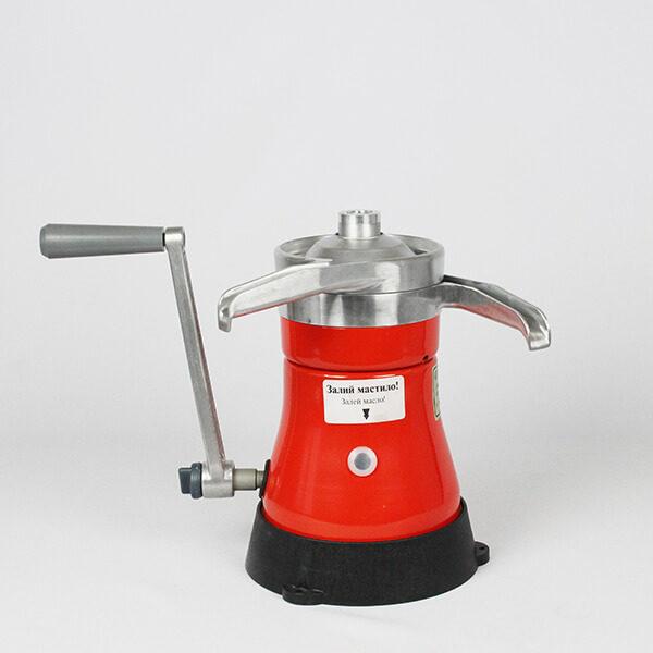 Cream separator for milk